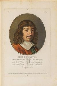 portraits des grands hommes, femmes illustres et sujets mémorables de france (192 works) by antoine louis françois sergent-marceau