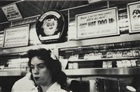 los angeles (ranch market, hollywood) by robert frank