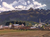 views in the americas by ernst (vollbach) vollbehr