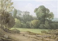 the cot, alphington, devon by john white abbott