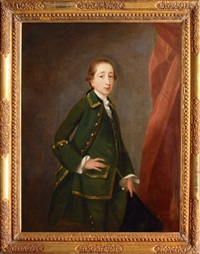 portrait of peter john fremeaux by john astley