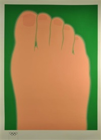 foot by tom wesselmann