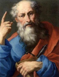 saint paul by giuseppe antonio petrini