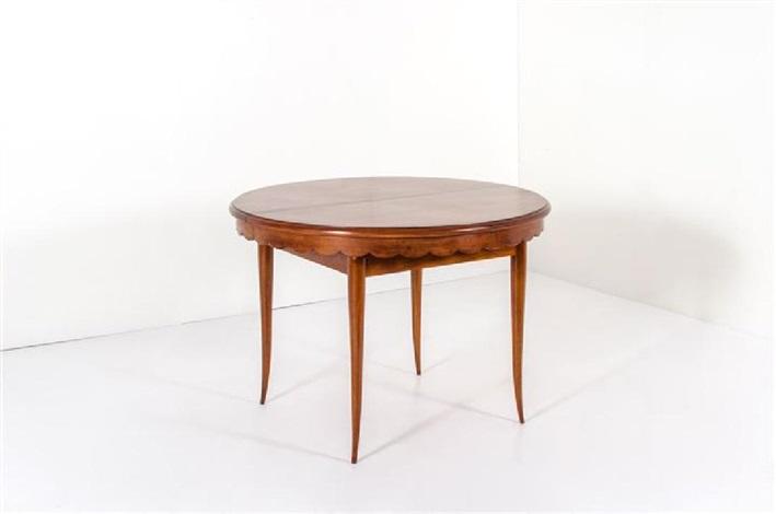 Tavolo allungabile in legno di noce von Paolo Buffa auf artnet