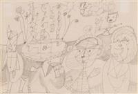untitled by john anthony (tony) tuckson