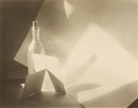 composition à la bouteille (from photo abstraite) by jaromir funke