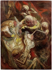 fairy tale by george grosz