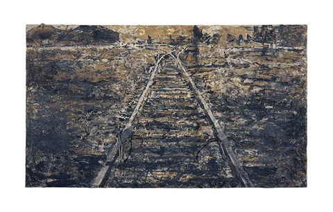 eisen steig by anselm kiefer