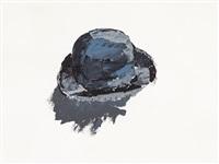 hat (from les chapeaux de l'awk) by gérard gasiorowski