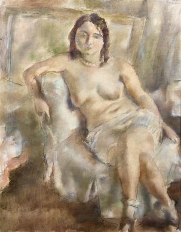 la belle danoise by jules pascin