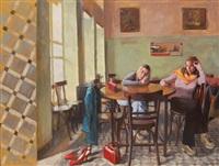 coffee house by pavlos samios