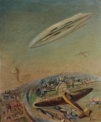 flying by alexandre arkadevich labas