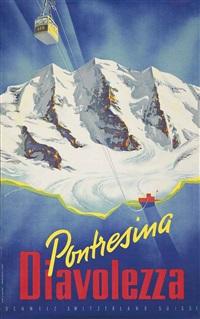 pontresina diavolezza by martin peikert