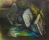 untitled by roberto matta