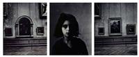 untitled 73, 74, 72 (triptych) by bill henson