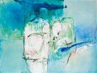 淡藍之憶 (the blue memory) by chuang che