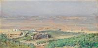 landschaft in der toskana by theodore robinson