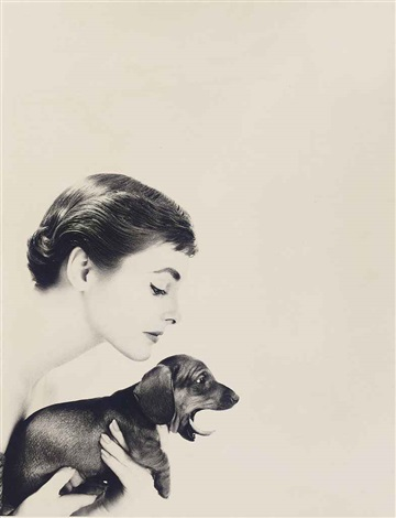 coiffure for harpers bazaar by lillian bassman