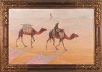 poczta królewska - kharga oasis by aleksander laszenko