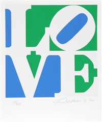 the book of love 8 by robert indiana