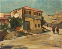 afternoon in balcic by romeo storck