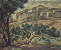 village de provence by romain kramstyk