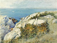 view of the sound by hobart b. jacobs