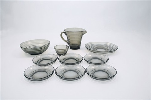 puddingservice bölgeblick set of 10 by aino aalto