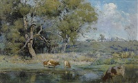 the pool below the farm by theodore penleigh boyd