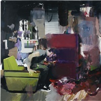 the fake rothko by adrian ghenie