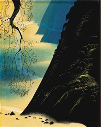 california coast by eyvind earle