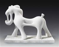 horse by agustin cárdenas