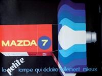 mazda 7, la petite lampe qui éclaire tellement mieux by jacques auriac
