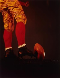 football kick by harold eugene edgerton