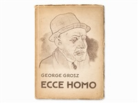 ecce homo (100 works) by george grosz