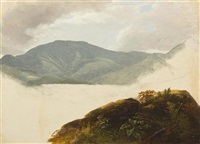 hudson river sketch by asher brown durand