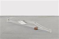 mono nickel vehicle ii (rhomboid plates) by gianni piacentino