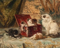 keen on jewellery by henriette ronner-knip