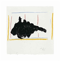 on stage by robert motherwell