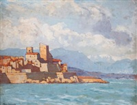 cap d'antibes by pierre labrouche