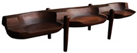 three seater bench by napoleon abueva