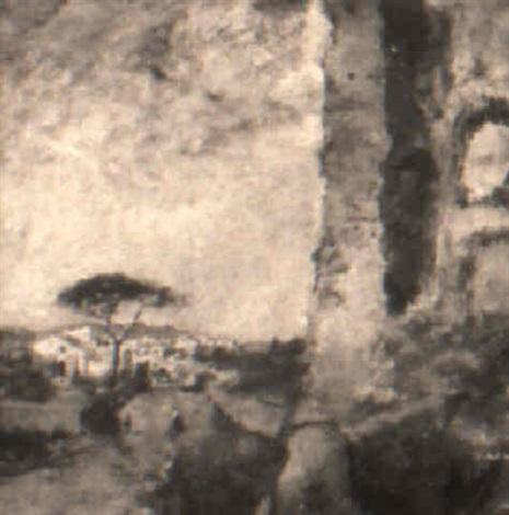 paisaje de la vega de carmona by josé arpa perea
