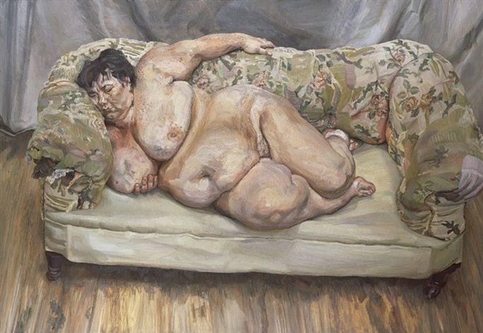 benefits supervisor sleeping by lucian freud