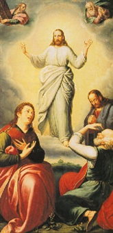 the transfiguration by hispano-flemish school (17)