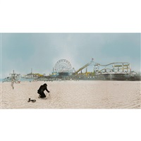 the morning after (santa monica) by nick walker