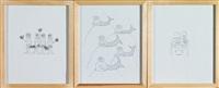 gorka (+ 2 others; 3 works) by olaf breuning