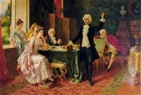 the recital by i. sabatini