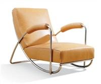 armchair by bruno weil