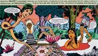 dazzle slide by chitra ganesh