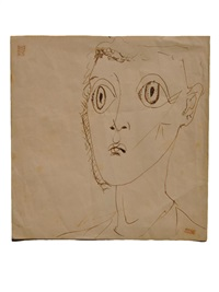 visage by candido portinari